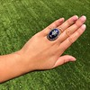 2.04ctw Georgian Urn Motif Diamond and Enamel Ring 34