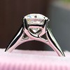 2.05ct Old European Cut Diamond Platinum Solitaire, GIA K SI1 26