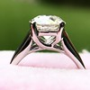 2.05ct Old European Cut Diamond Platinum Solitaire, GIA K SI1 6