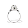 2.05ct Old European Cut Diamond Platinum Solitaire, GIA K SI1 3