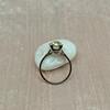 2.08ct Vintage Old European Cut Diamond Illusion Ring 22