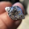 2.23ct Old European Cut Diamond Edwardian Solitaire GIA I VS1 18