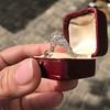 2.23ct Old European Cut Diamond Edwardian Solitaire GIA I VS1 11