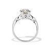 2.29ct Old European Cut Diamond Solitaire GIA ST SI1 3