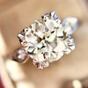 2.29ct Old European Cut Diamond Solitaire GIA ST SI1 7