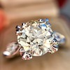 2.29ct Old European Cut Diamond Solitaire GIA ST SI1 12