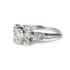 2.29ct Old European Cut Diamond Solitaire GIA ST SI1 1