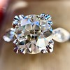 2.29ct Old European Cut Diamond Solitaire GIA ST SI1 11