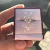 2.35ct Old European Cut Diamond Vintage Ring, GIA J VS2 20