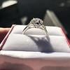 2.35ct Old European Cut Diamond Vintage Ring, GIA J VS2 25