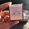 2.35ct Old European Cut Diamond Vintage Ring, GIA J VS2 30