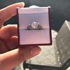 2.35ct Old European Cut Diamond Vintage Ring, GIA J VS2 4