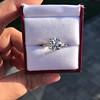 2.35ct Old European Cut Diamond Vintage Ring, GIA J VS2 29