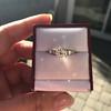 2.35ct Old European Cut Diamond Vintage Ring, GIA J VS2 8