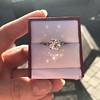 2.35ct Old European Cut Diamond Vintage Ring, GIA J VS2 11