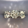 2.38ctw Art Deco Transitional Cut Diamond 3-Stone Ring 20