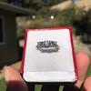 2.38ctw Art Deco Transitional Cut Diamond 3-Stone Ring 14