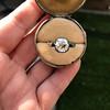 2.54ct Old European Cut Diamond Georgian-inspired Setting 17