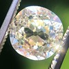2.54ct Old Mine Cut Diamond, GIA U/V VS1 27