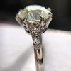 2.63ct Old European Cut Diamond Solitaire, GIA K VS2 36