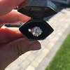2.63ct Old European Cut Diamond Solitaire, GIA K VS2 41