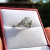 2.63ct Old European Cut Diamond Solitaire, GIA K VS2 25