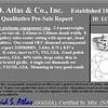 2.63ct Old European Cut Diamond Solitaire, GIA K VS2 50