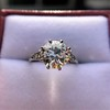 2.63ct Old European Cut Diamond Solitaire, GIA K VS2 11