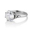 2.63ct Old European Cut Diamond Solitaire, GIA K VS2 1