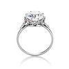2.63ct Old European Cut Diamond Solitaire, GIA K VS2 3