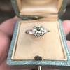2.73ct Old European Cut Diamond Diamond Ring, AGS M VS2 4