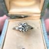 2.73ct Old European Cut Diamond Diamond Ring, AGS M VS2 1