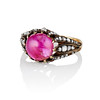 2.86ct Victorian Burmese Ruby Ring (No heat, with AGL cert) 1