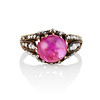 2.86ct Victorian Burmese Ruby Ring (No heat, with AGL cert) 0