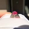 2.86ct Victorian Burmese Ruby Ring (No heat, with AGL cert) 32