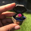 2.86ct Victorian Burmese Ruby Ring (No heat, with AGL cert) 21
