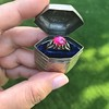 2.86ct Victorian Burmese Ruby Ring (No heat, with AGL cert) 24