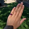 2.86ct Victorian Burmese Ruby Ring (No heat, with AGL cert) 17