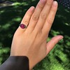 2.86ct Victorian Burmese Ruby Ring (No heat, with AGL cert) 15