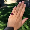 2.86ct Victorian Burmese Ruby Ring (No heat, with AGL cert) 14