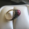 2.86ct Victorian Burmese Ruby Ring (No heat, with AGL cert) 26