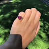 2.86ct Victorian Burmese Ruby Ring (No heat, with AGL cert) 6