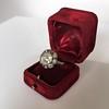 3.45ctw Antique Rose Cut Cluster Ring 33