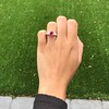 3.21ctw Burma N-Heat Ruby Ring, by Mellerio 24