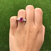 3.21ctw Burma N-Heat Ruby Ring, by Mellerio 20