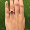 3.21ctw Burma N-Heat Ruby Ring, by Mellerio 16