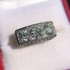 3.46ctw Edwardian 3-Stone Old European Cut Diamond Ring 10