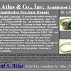 3.67ctw Colombian Emerald and Old European Cut Diamond 3-Stone Ring with AGL 4