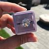 3.83ct Old European Cut Diamond Solitaire GIA K SI1 10