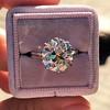 3.83ct Old European Cut Diamond Solitaire GIA K SI1 5